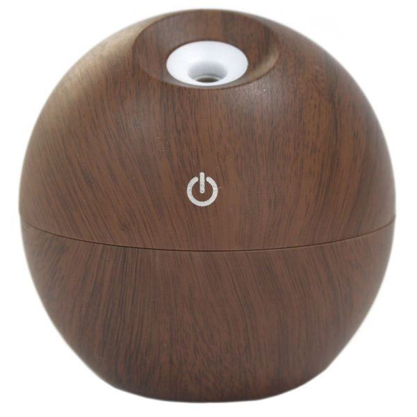 Ergo Globe Rosewood Atomiser