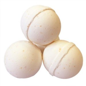 Total Detox Bath Bomb with bath salts