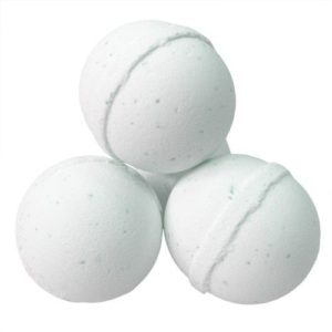 PMT Bath Bomb with bath salts