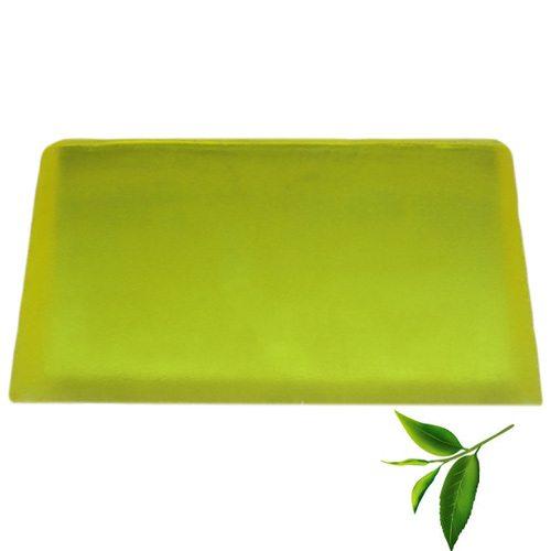 Tea Tree Aromatherapy Soap Slice