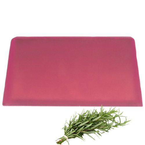 Rosemary Aromatherapy Soap Slice