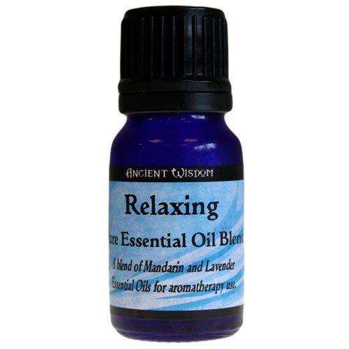 Relaxing Essential Oil Blend - 10 ml