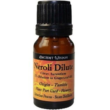 Neroli Dilute Essential Oil 10ml
