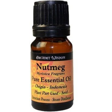 Nutmeg Essential Oil 10ml