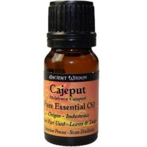 Cajaput Essential Oil 10ml