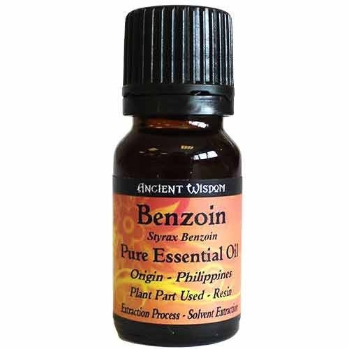 Benzoin (Dilute/Dpg) Essential Oil 10ml