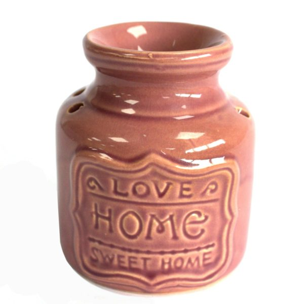 Large Home Oil Burner - Lavender - Love Home Sweet Home