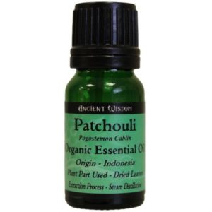 Patchouli Organic Essential Oil 10ml