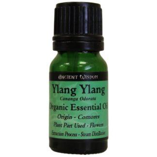 Ylang Ylang Organic Essential Oil 10ml