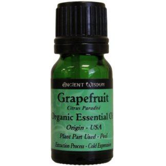 Grapefruit Organic Essential Oil 10ml