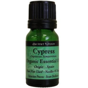 Cypress Organic Essential Oil 10ml