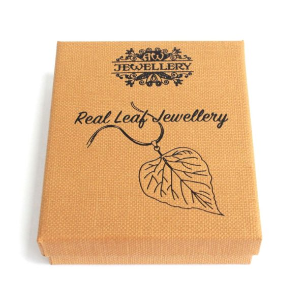 Real Leaf Jewellery Gift Box