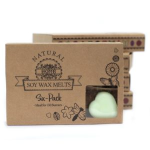 Luxury Soy Wax Melts Apple Spice Kraft Gift Box