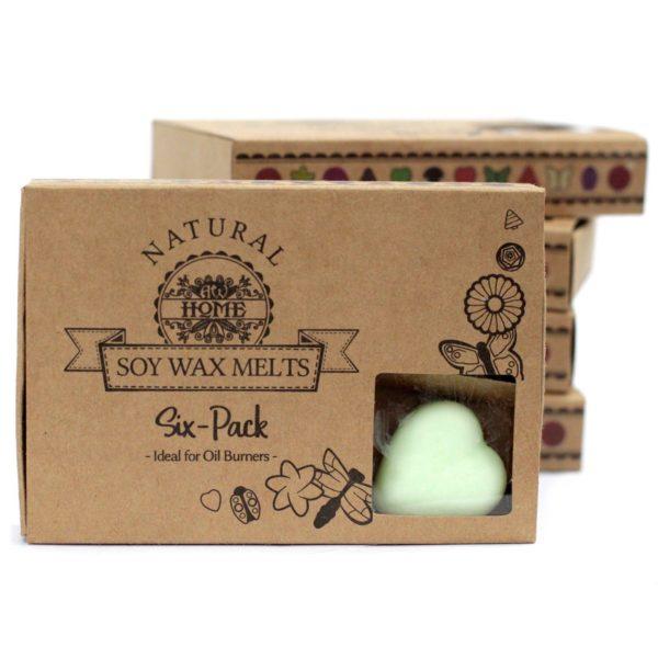 Luxury Soy Wax Melts Mint Menthol