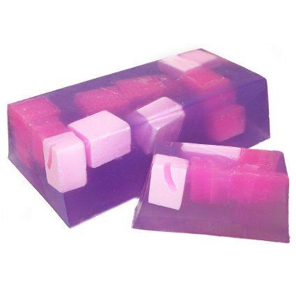 Sweet Fennel & Jojoba Soap Slice, approx 100gr