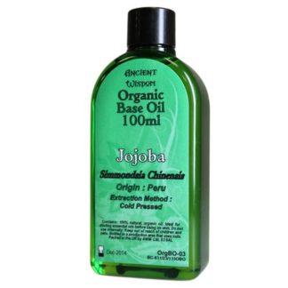 Jojoba Organic Base Oil 100ml