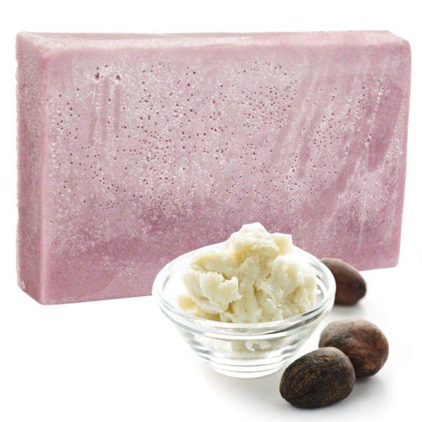 Double Butter Luxury Soap Floral Oils