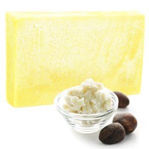 Double Butter Luxury Soap Slice - Oriental Oils