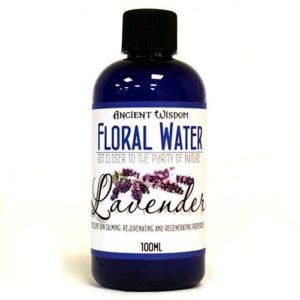 Floral Flower Water - Lavender