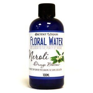 Floral Flower Water - Neroli