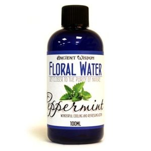 Floral Flower Water - Peppermint