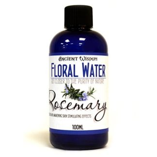 Floral Flower Water - Rosemary