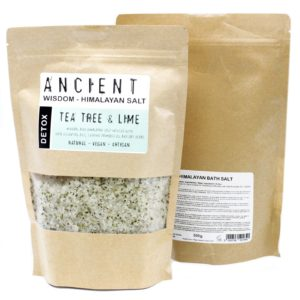 Himalayan Salt Bath Salts - Detox