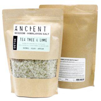 Himalayan Salt Bath Salts - Detox