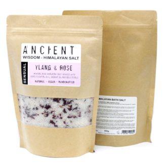 Himalayan Salt Bath Salts - Sensual