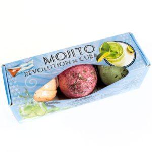Mojito Bath Bombs