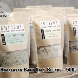 Himalayan Salt Bath Salts